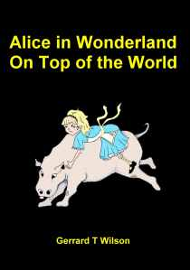A Christmas Alice in Wonderland story