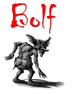Bolf at the Crazymad Writer's blog