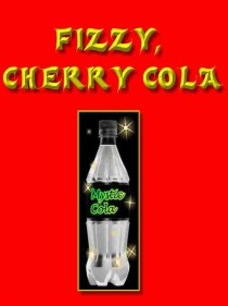 Fizzy Cherry Cola at the Crazymad Writer's blog