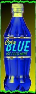 Cola Blue
