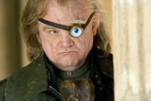 Mad Eye Moody at the Crazymad Writer's blog