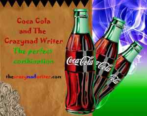 Coca Cola and The Crazymad Writer