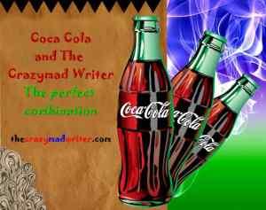 Coca Cola and The Crazymad Writer