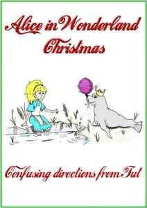 Alice in Wonderland Christmas story; free eBook download