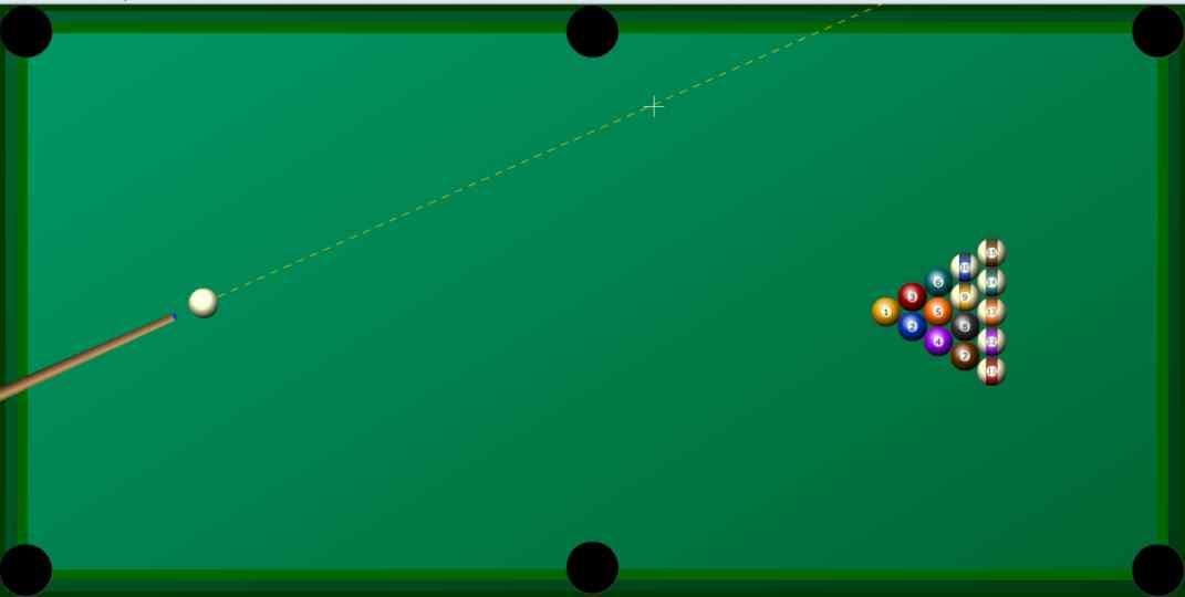 flash billiard