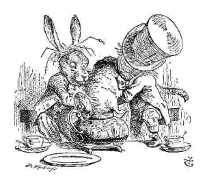 Alice in Wonderland gone MAD