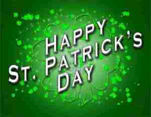 free eBooks on St Patrick's Day